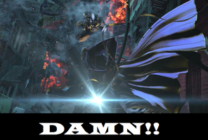 UMvC3 poster: DAMN by huyh