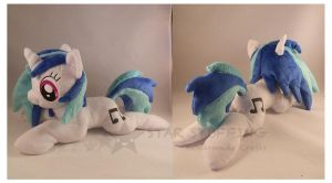 Vinyl Scratch Large Beanie by StarMassacre
