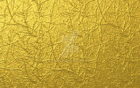 gold foil leaves by aplantage