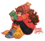 the cozy reader by mox-ie