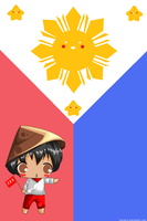 Chibi Philippines-tan by bellatriz