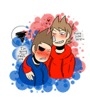 Eddsworld - TomTord by TimelessUniverse