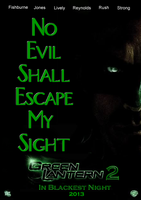 No Evil Shall Escape My Sight GL2 by GreedLin