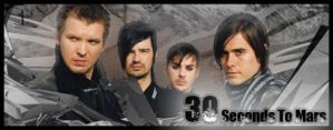 30Seconds To Mars by g8x