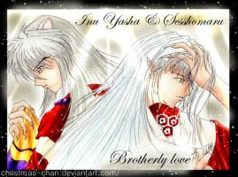Inuyasha - Brotherly Love by Christmas-chan