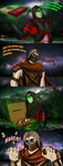 MKX - Ermac and Erron Black - Greed Flavored! by SovietMentality