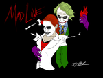 Mad Love - Dark Knight Style by Sonic1002