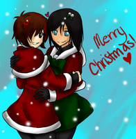 .::Merry Christmas Tay::. by Scoric