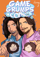 Game Grumps Comic by Menthalo