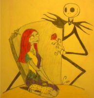 Jack and Sally by Rosemev