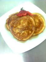 A Perfect Pancake by The-Great-Luigi