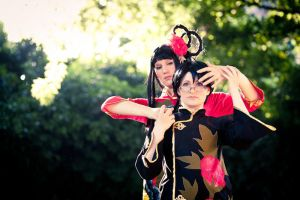 xxxholic - Twisted Fate by aco-rea
