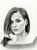 Katy Perry by aleexart