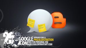 Google Icons by sargsyan