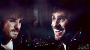 Captain Hook/ Killian Jones 2x20 by Venerka