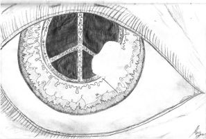 Eye Doodle by Chavez9