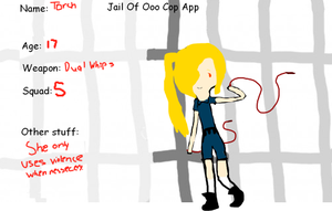 Jail of Ooo App ( Read the desc ) by AskTorchTheFlameMaid