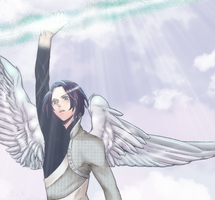 Angel of Repentance by AmuletDia-Chan