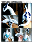 The Water's Great Guardian by Crossfire-Lugia