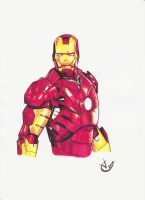 ironman by C-WeaponX