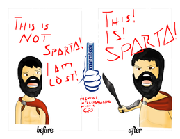 Mentos Contest: Sparta by Moonstone0