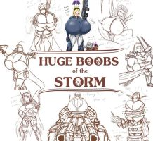 Hots (Huge boobs of the Storm) by EscapefromExpansion