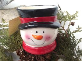 Christmas Cookie scented Soy Candle by curiouscarrie
