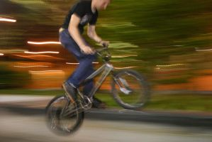 Peddle Grind at Love Park by kingkool6