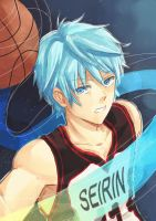 Kuroko no Basket by Nightmaker