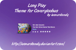 Long Play for Covergloobus by leonardomdq