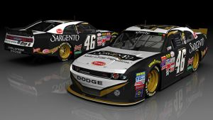 Sargento Dodge Challenger NXS15 by Lowes4804