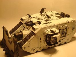 Landraider Ares by wash-away
