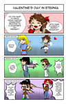 Valentine day in Eternia by StarlightMemories
