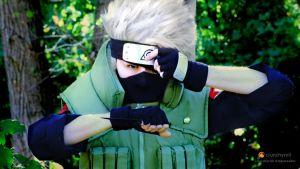 Hatake Kakashi by Suki-Cosplay