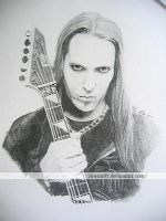 Alexi Laiho by NoEMi87