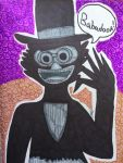 Babadook by FabianArtist