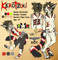 KeroTzuki  New Reference (read description) by KeroTzuki94