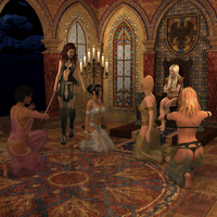 New Decorations for the Throne Room 06 by StefanieWalker