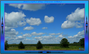 Beautiful Sky (Iowa USA) by Taures-15