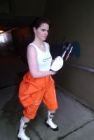 Chell 5 by Angelic-Obscura