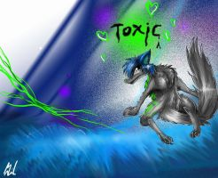 rq: toxic the cat by unique-night