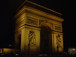 Arc De Triomphe by evil-yoshi-overlord
