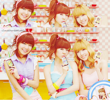 SNSD SOOYOUNG JESS SUNNY edit by CrimsonFatale1