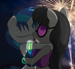 with you on new year's eve by Sandwich-Anomaly