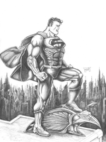 Superman by Xpendable
