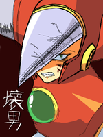 Crashman. by nishina