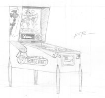 The Pinball Machine Life! by FrankRT