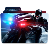 Robocop Folder - Mac by janosch500