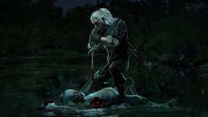 What a Witcher Does Best by BMFreed