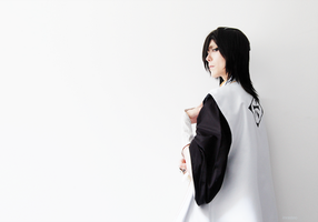 Kuchiki Byakuya Cosplay [preview] by InrasTEO